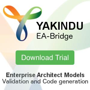 Eclipse-based Code Generation for Enterprise Architect Models