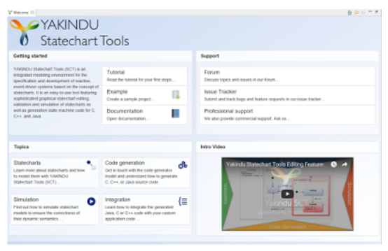 Statechart Tools 2.5.0 – New and noteworthy
