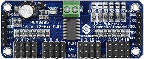 PCA9685-16-Channel-12-Bit-PWM-Servo-Driver