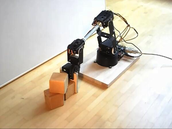 Figure 1: robot controller as an example for a embedded software system.