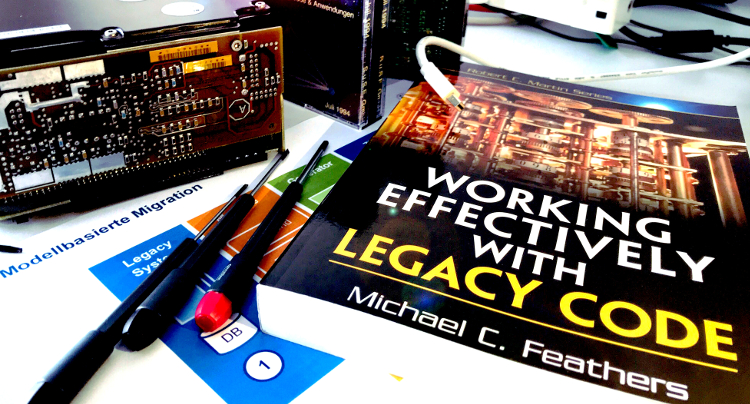Legacy Code: Interview with Michael Feathers