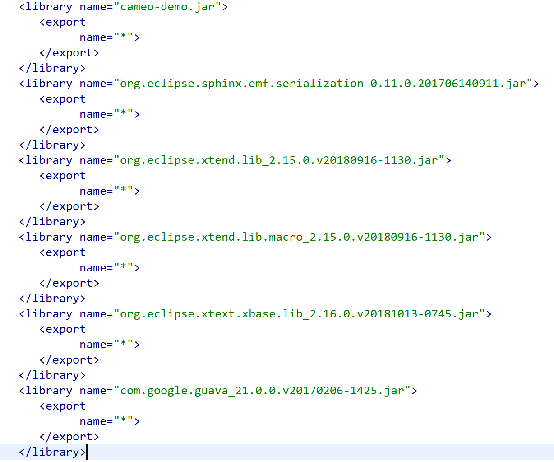 add-Xtend-jars-to-Cameo-plugin-xml