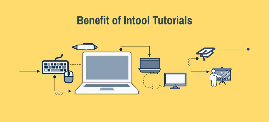 Beitragsbild: Vorteile von Intool-Tutorials