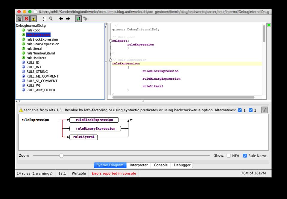 ANTLRWorks-Error-debugging-xtext-grammars.png