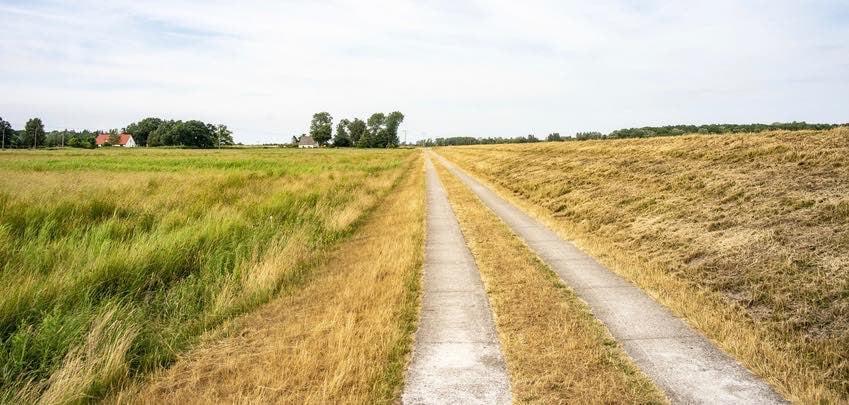 Wege-Felder