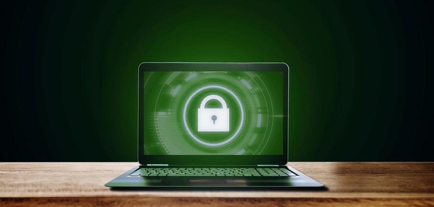 Laptop-Security-Sicherheit-Mail