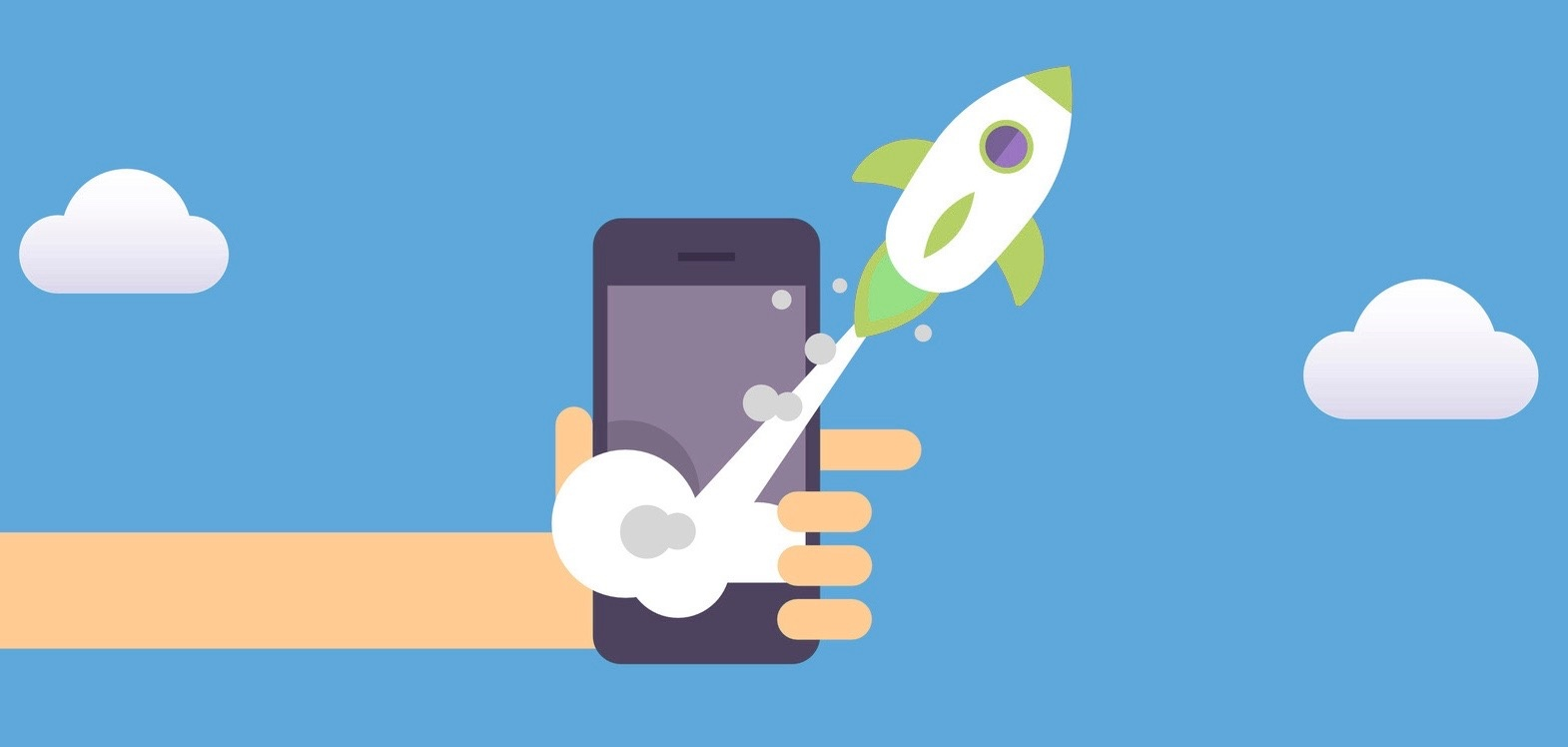 Rakete-Smartphone-App-Swift