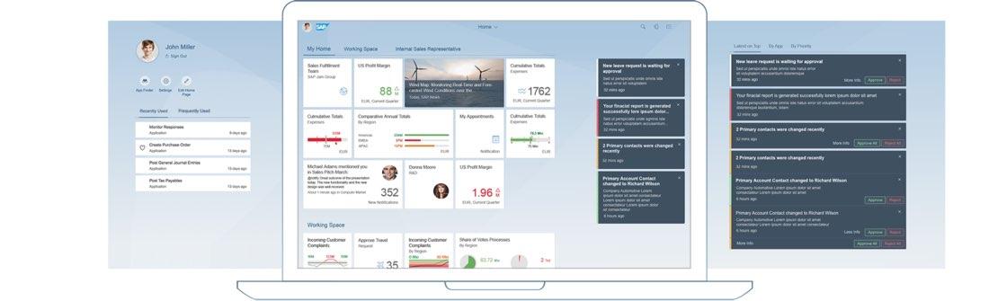Fiori Design Guidelines von SAP in der Version 2.0 – So sieht das Launchpad nach SAP Fiori 2.0 aus
