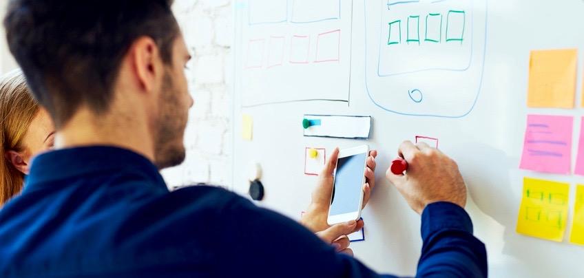 Design Thinking bei itemis