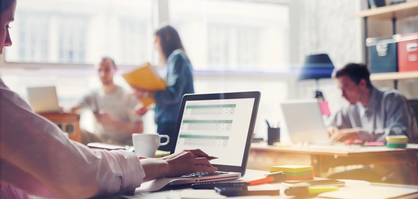 office-working-team-laptop