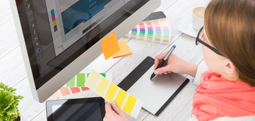 Enterprise visual design: Tool comparison