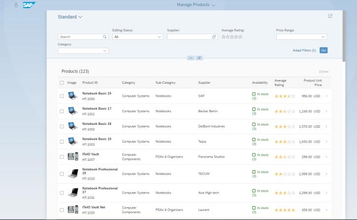 SAPUI5 Entwicklungsumgebung: Sofortiger Test der UI5-App im SAP Fiori Launchpad