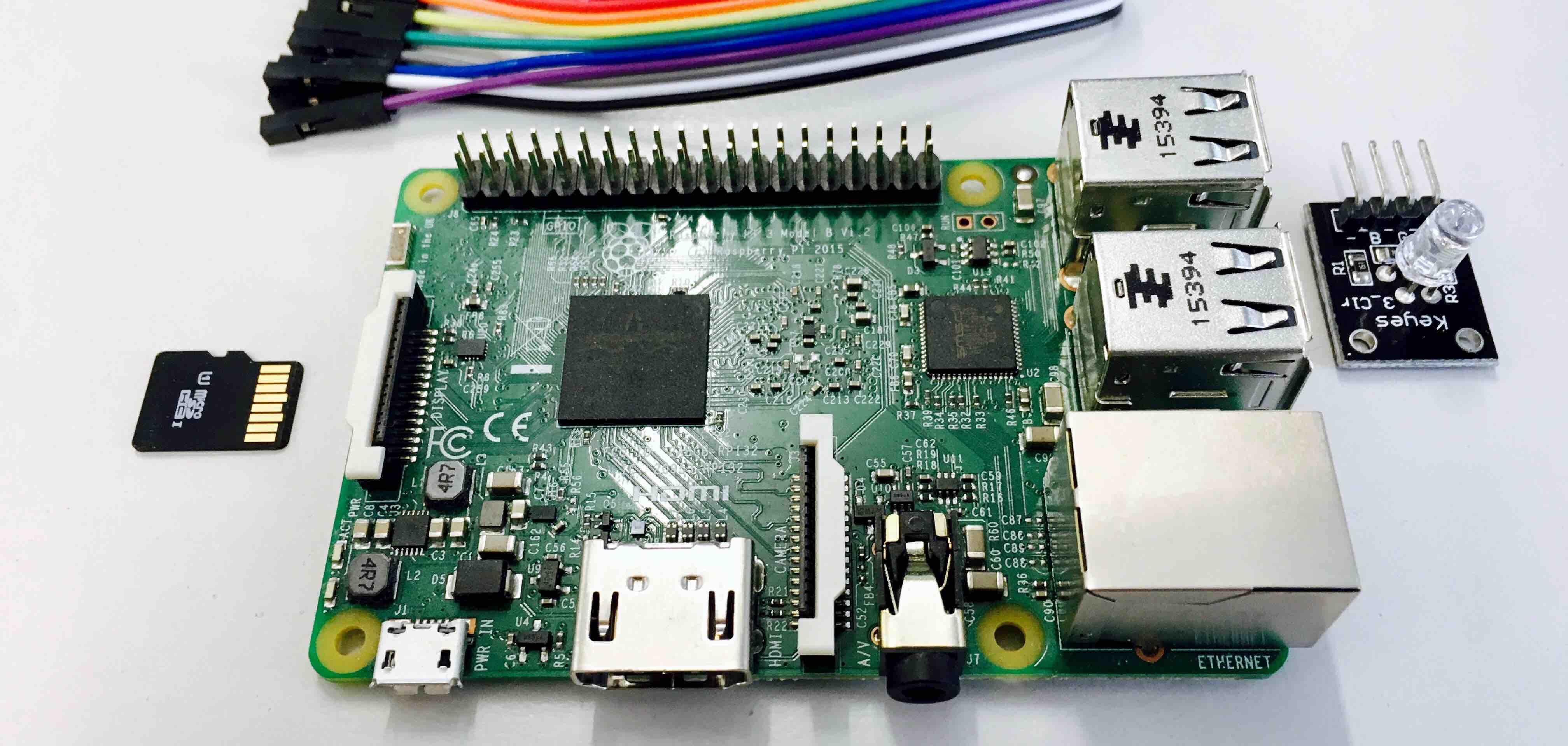How to program your Raspberry Pi with Statechart Tools in 5 Minutes