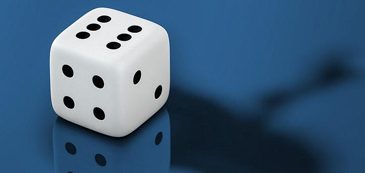 dice-würfel-blau