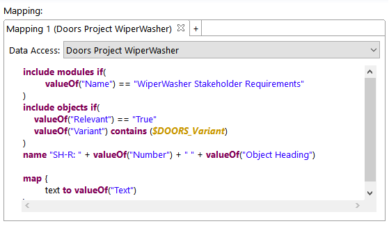 ConfigWithParameter