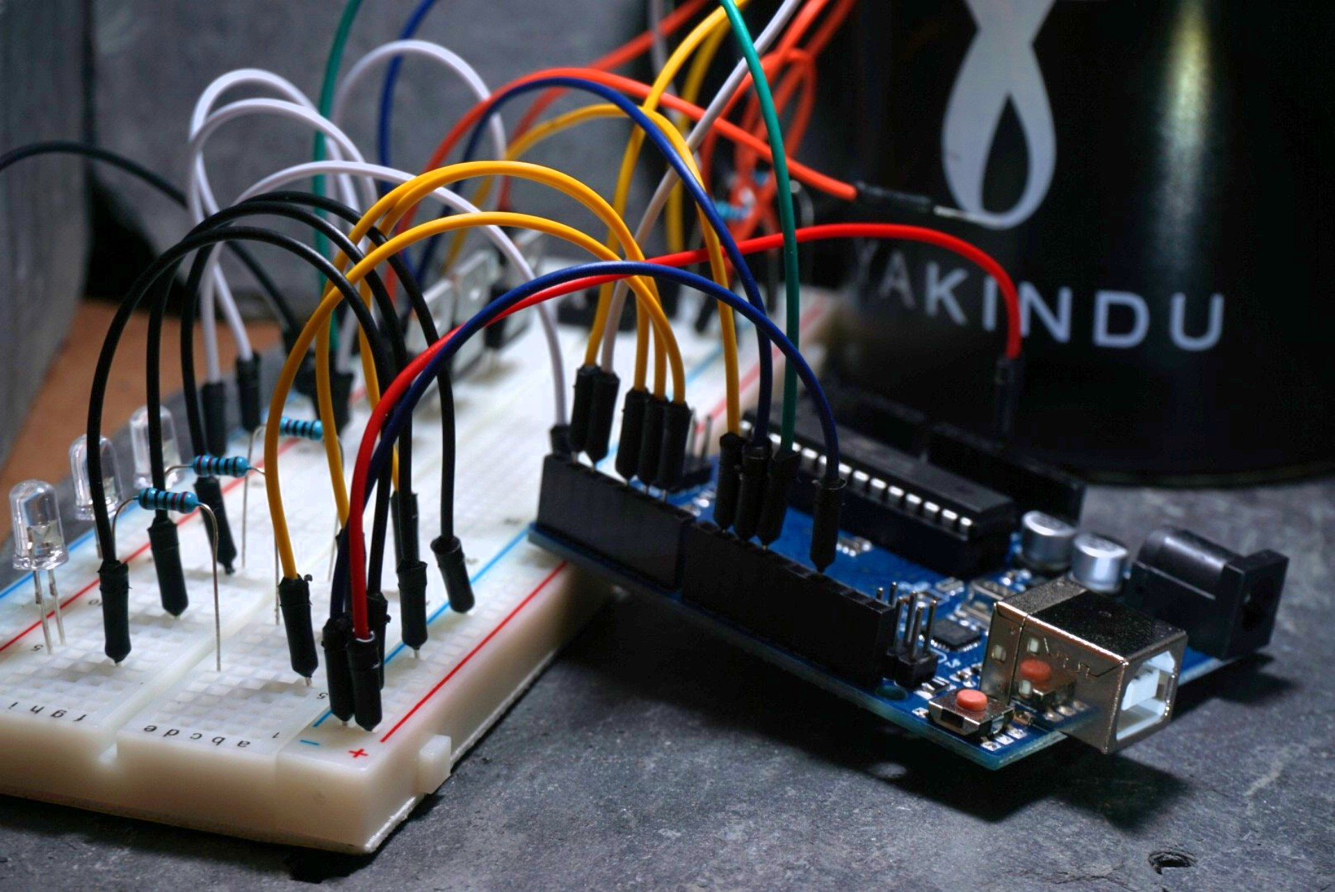 How to program an Arduino with State Machines in 5 minutes