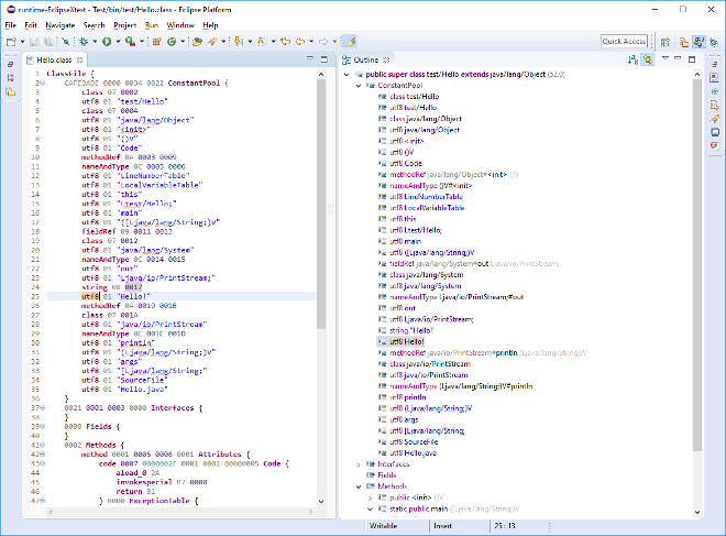 Java-Bytecode-Editor-for-Eclipse