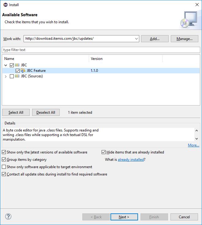 Java-Bytecode-Editor-for-Eclipse-Install