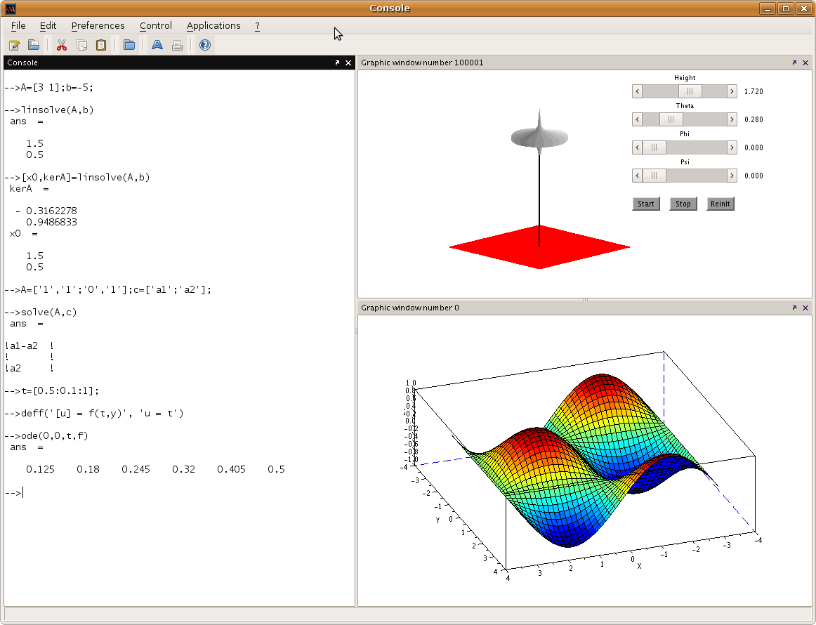 Screenshot-of-Scilab