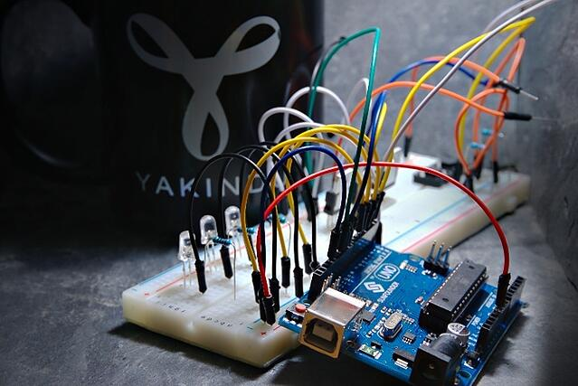 YAKINDU Statecharts for Arduino