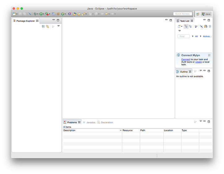 Get started with Xtext and Eclipse in 5 Minutes