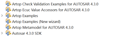 How to configure your free AUTOSAR model viewer